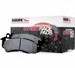 Hawk Front Brake Pads, Street & Race  HB726R.582 Corvette 2014-2017