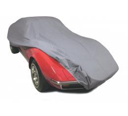 Premier Quality Products, Car Cover, Eckler's Execu-Guard| 25-00550 Corvette 1953-2013