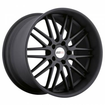 Corvette Wheel, Cray Hawk 18x9.5'' Matte Black, 2014-2015