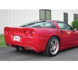 Corvette Rear Bumper, Lingenfelter, 2005-2013