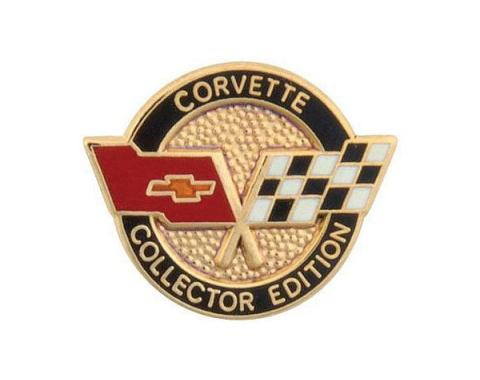 Corvette 1982 Collector Edition Lapel Pin