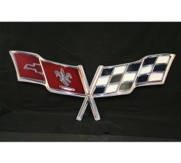 Corvette Metal Sign, 1977-1979