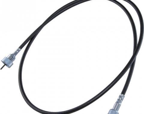 "Corvette Speedo/Tach Cable 59"", (65-68 Automatic/58-61 Tach), 1958-1968"