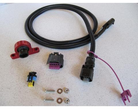 Corvette Intake Air Temperature Sensor Relocating Harness Kit,2001-2007