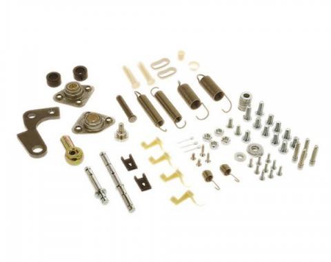 Corvette Headlight Hardware Rebuild Kit, 1968-1982
