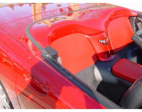 Corvette C5 Speed Lingerie Rear Noise Covers, 1997-2004
