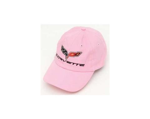 Corvette C6 Cap, Women's, Pink