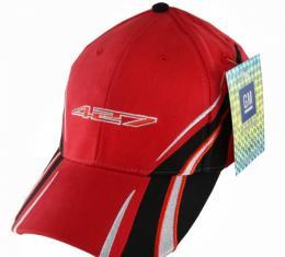 C6 427 Cap - Red