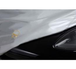 "Corvette Intro-Guard Car Cover, Silver, with ""Jake"" Logo, 2005-2013"