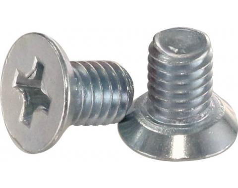Corvette Telescoping Steering Column Lock Ring Screws, 1965-1989