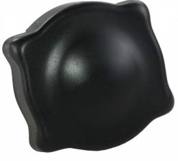 Corvette Oil Cap, Black, 1963 Early
