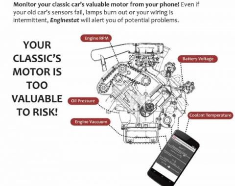 EngineStat Engine Monitoring System, 1953-1978