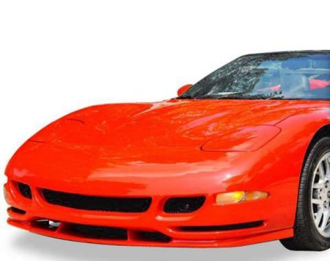 Corvette Tiger Shark Body Kit, Pre-Painted, w/Factory Fog Lights, 1997-2004