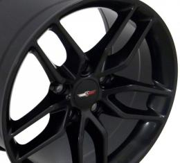 "Corvette Stingray Style Replica Wheels, 18 x 10.5"", 1988-2004"