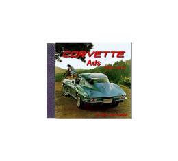 Corvette 1953-2014 Corvette Ads DVD-ROM