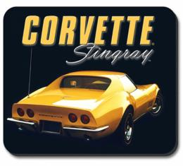 1969 Corvette Coupe Mouse Pad