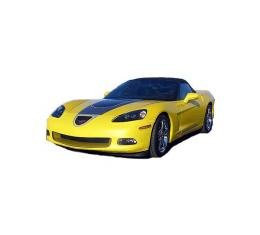 Corvette C6 Speed Lingerie Hood Cover For GT1, 2009-2011