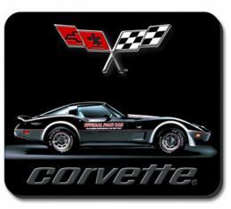Corvette Pace Car Mouse Pad