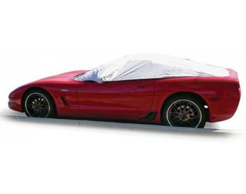 Corvette DuPont Tyvek Cockpit Cover, 1997-2004 Coupes & Convertibles