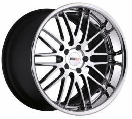 Corvette Wheel, Cray Hawk, 20x10'', Chrome, 2014-2017