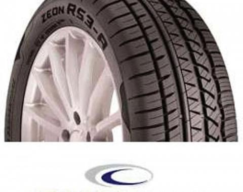 Corevtte Tire,Cooper Zeon,RS3-A,P275/40ZR17,1989-1996