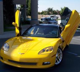Corvette Vertical Door Upgrade Kit, 2005-2013
