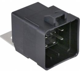Corvette Engine Cooling Fan Relay, 1995-1996