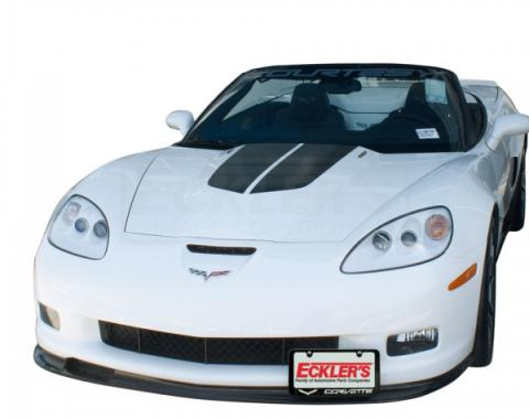 Frame, Detachable, Front License Plate For Z06, GS, and ZR1, 2006-2013