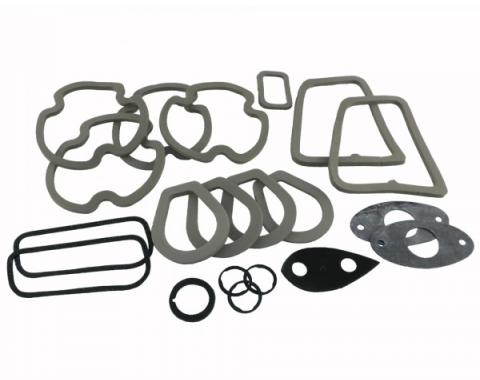 Corvette Body Seal Kit, 1970-1973