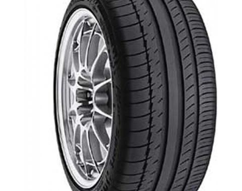 Corvette Tire, 275/35ZR18, Pilot® Sport PS2™, Michelin®, 2006-2010
