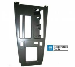 Premier Quality Products, Shifter Console Trim Plate, For Cars With Automatic Transmission| 14089615 Corvette 1984-1989