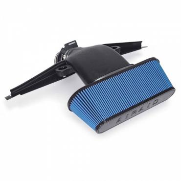 Corvette AIRAID® Cold Air Dam Intake System With Blue SynthaMax Filter, 6.0L, 2005-2007