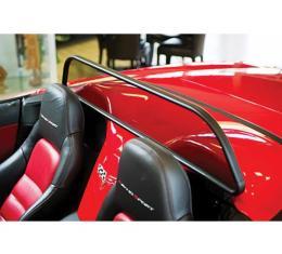 Corvette Wind Break, Convertiable, Crystal Red, 2008-2010