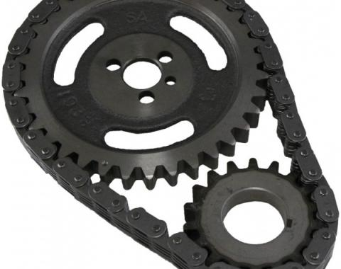 Corvette Timing Chain & Gear Set, Small Block, 1955-1986