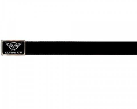 Corvette Web Belts, C5 Logo