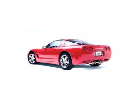 Borla Exhaust System S-Type II Stainless Steel Cat Back Exhaust| 140427 Corvette C5 1997-2004