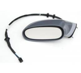 Corvette Remote Control Mirror, With Memory, Heated & Dim Options, Outside, Left, 1997-2004