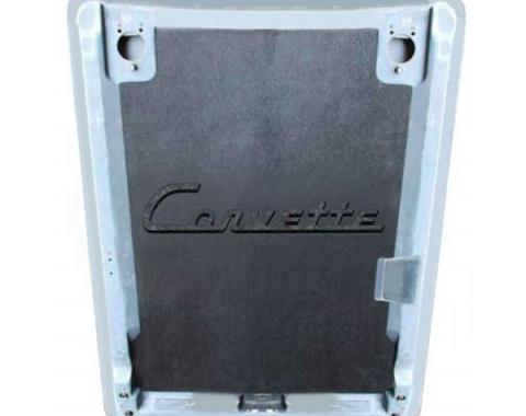 Quiet Ride Hood Cover and Insulation Kit, AcoustiHOOD| 25-12573 Corvette 1973-1975
