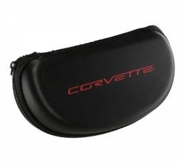 Corvette Eyewear® C6 Deluxe Black Hard Case