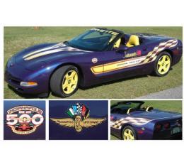 Phoenix Graphix Decal Kit, Pace Car| 1998 PCV Corvette 1998
