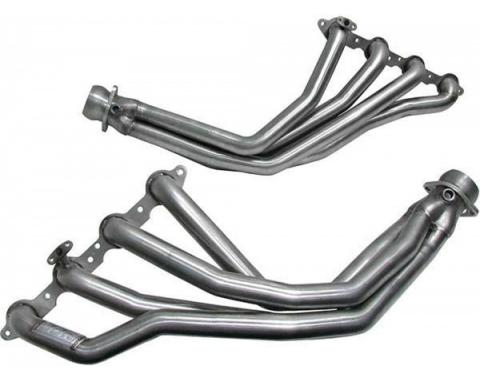 "Corvette C5 BBK 1-3/4"" Full-Length Stainless Exhaust HeaderSystem, 1997-2004"