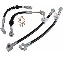 Corvette Brake Hose Set, 1988-1992