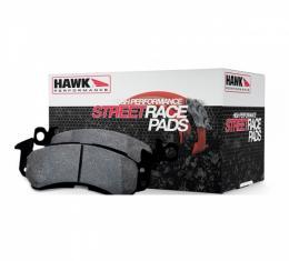 Hawk Rear Brake Pads, Street & Race| HB727R.592 Corvette 2014-2017