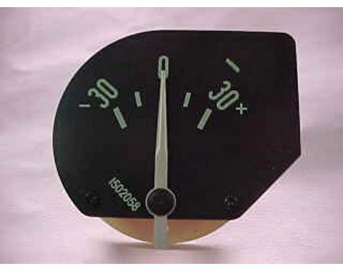 Corvette Battery/Ammeter Gauge, 1960