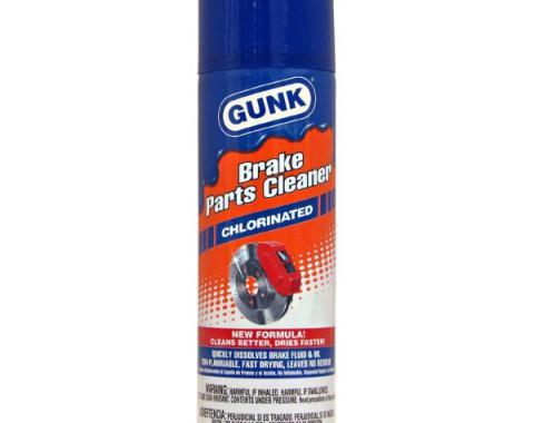 Gunk Brake Parts & CV Joint Cleaner Chlorinated