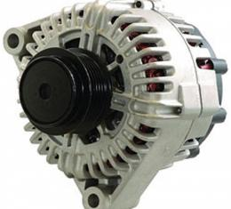 Corvette Engine Alternator, 145 Amp, Remanufactured, Automactic Transmission, 2005-2013