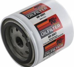 K&N Oil Filter, ZR1, Performance Gold| HP-2007 Corvette 1990-1995