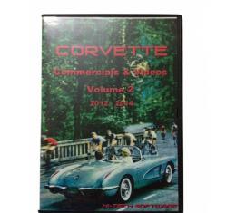 Corvette Commercials & Videos Volume 2 1953-2014