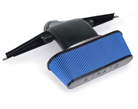 Corvette Z06 AIRAID® Cold Air Dam Intake System With BlueSynthaMax Filter, 2006-2013