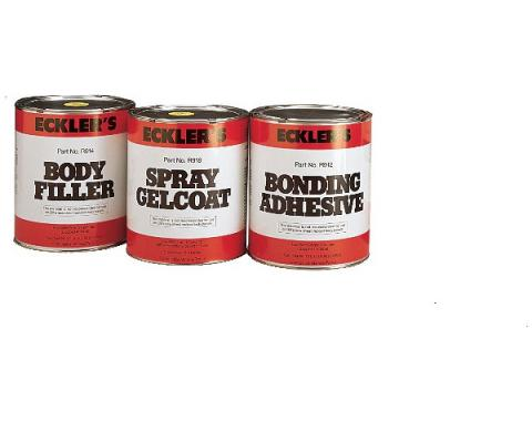 Spray Gelcoat, Gallon
